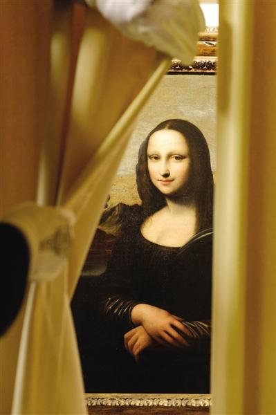 年轻版《蒙娜丽莎》再引名画身份之谜