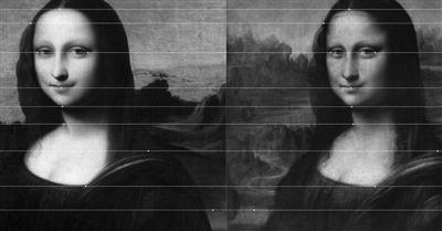年轻版《蒙娜丽莎》证明身世 与原画比例相似