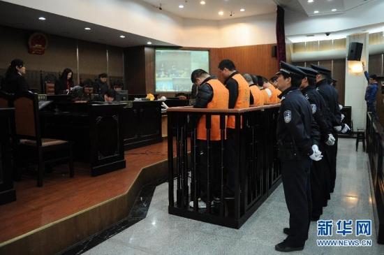 杭州:9名被告人以组织出卖人体器官罪获刑