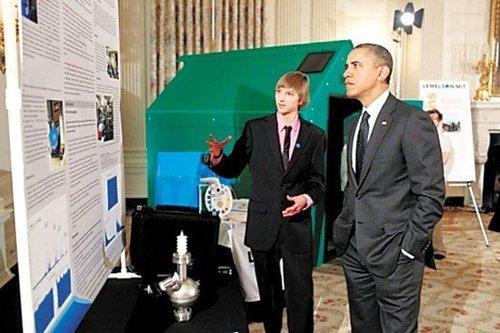 美14岁少年建造核聚变反应堆 10岁时曾造炸弹