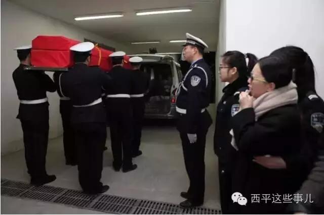 上合会安保——90后交警刘阳英勇牺牲