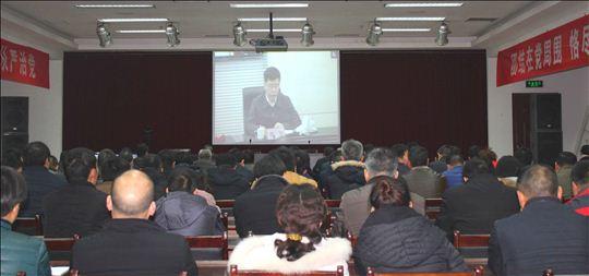 河南省环境攻坚办召开环境污染防治攻坚战专题会议