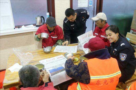 河北省东光县迅速全面扎实开展掀起学习十九大高潮