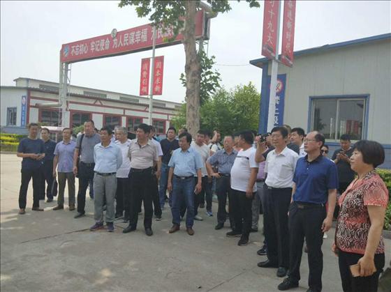 河北省泊头市工商联组织会员企业赴衡水市对接学习