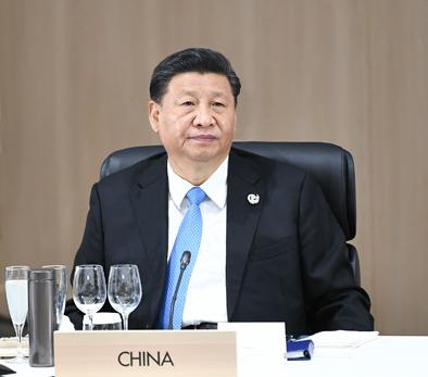 凯发注册中华凯发注册:习近平出席G20峰会并发表重要讲话