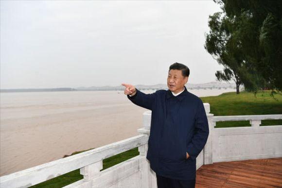 鉴往知来:跟着习近平总书记学历史-黄河之水天上来