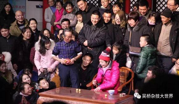 """2020年吴桥杂技大世界新春大庙会,庙""""趣""""横生,味最浓!"""