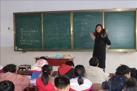 河南安阳县高庄镇东小寒学校田保英老师:爱与责任是最好的止疼药