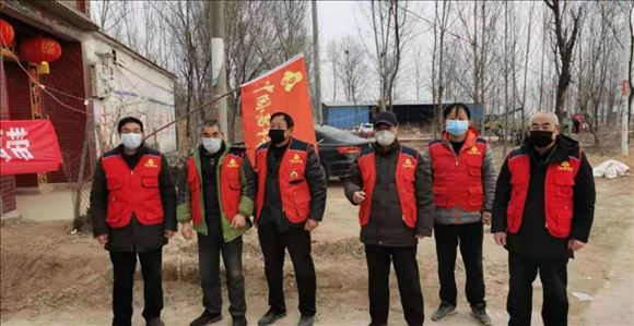 '疫情就是命令,防控就是责任':中国雷锋报濮阳团队在行动!