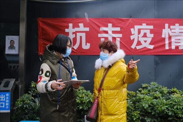 四川成都双流区:最是风雨见初心 从防疫一线看兴城党员担当