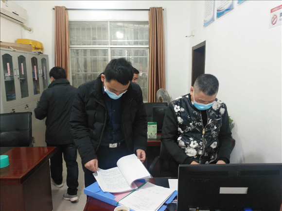 江西省贵溪市组织开展疫情防控期间安全防范工作专项督查检查