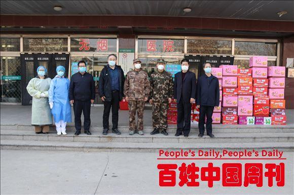 河北沧州军分区:靠前暖心慰问 积极解难帮困