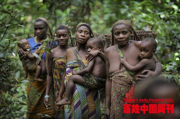 """探秘非洲""""森林之子""""——俾格米人"""