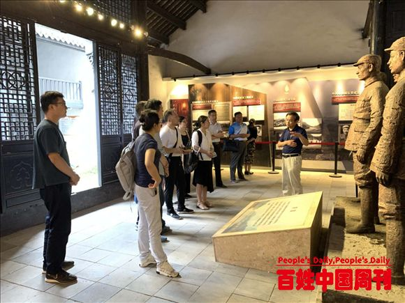 安徽金寨:在红色文化研究开发利用方面携手共进、创造辉煌