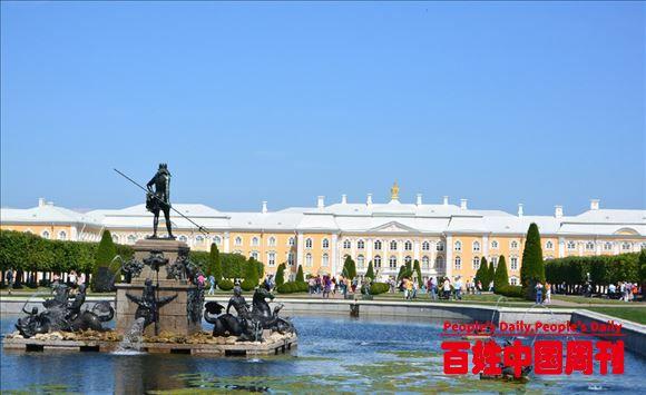 圣彼得堡夏天最美丽