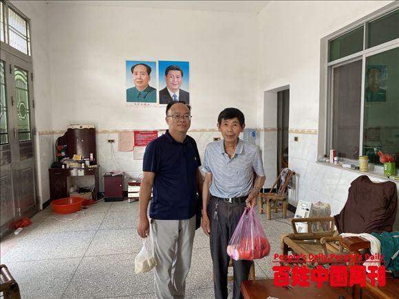 """江西宜春带塘:绿珠串起产业""""脱贫符"""""""