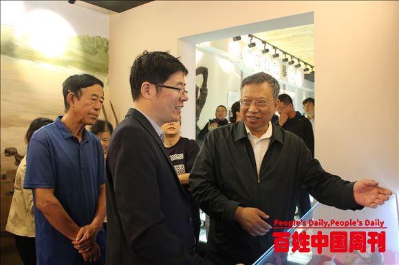 黑龙江省文化和旅游部调研组到汤原县调研红色旅游资源开发情况