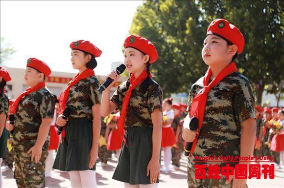 河北省沧州市:国防教育日里话国防