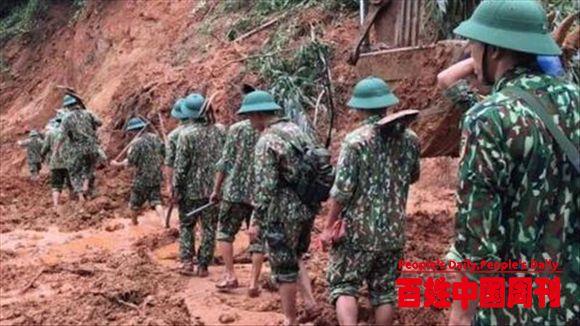 越南遭遇严重军事损失,包括两位将军