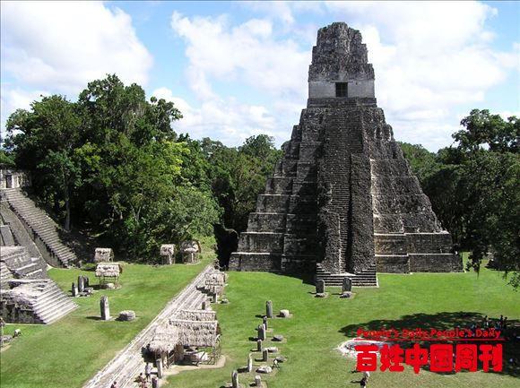 玛雅明珠——洪都拉斯