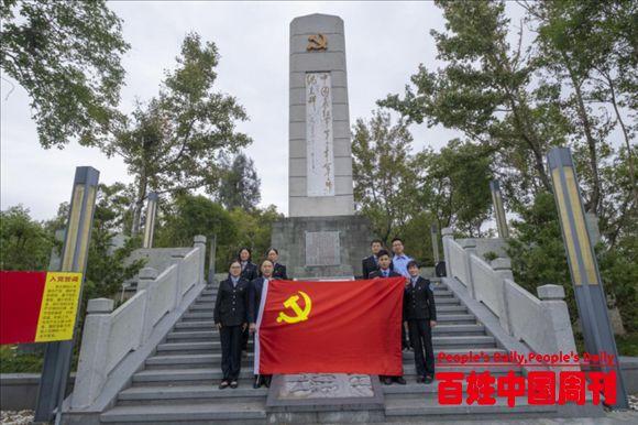 浙江:参观革命纪念馆 接受红色教育