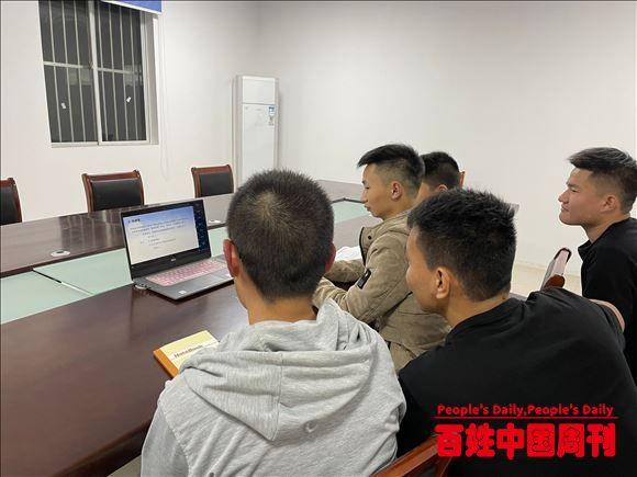 中铁广州局三公司试验检测网络培训效果好