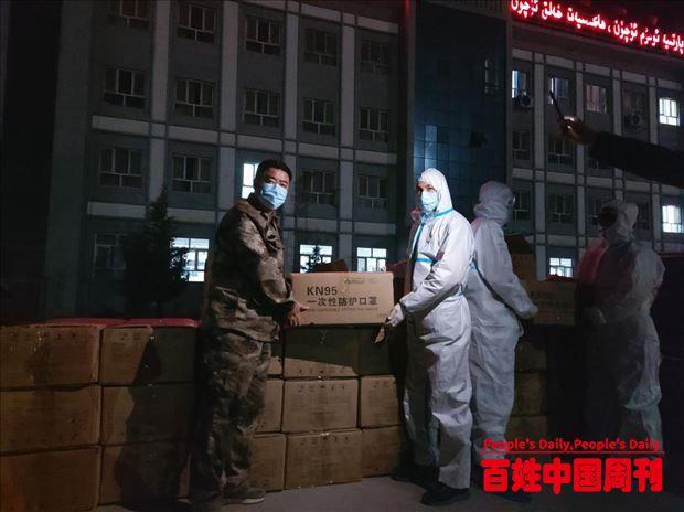 一分钟都不愿耽搁,1000万元防疫物资尽显广州援疆情