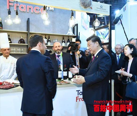习主席曾驻足体验的进博会展品,印证中国扩大开放新机遇