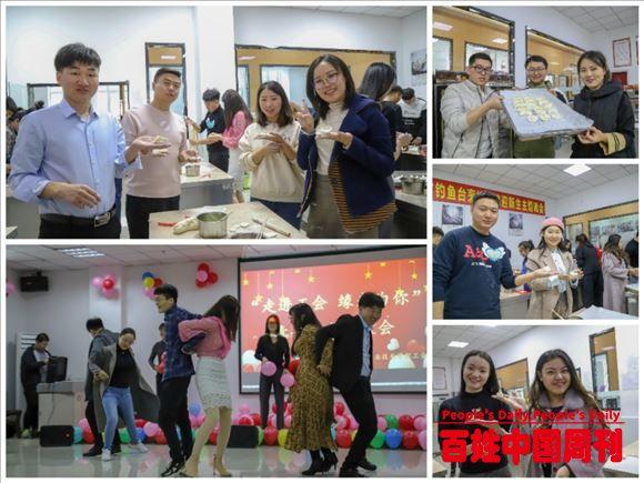 """内蒙古兴安职业技术学院:""""走进工会,缘来为你""""爱心公益为青年"""