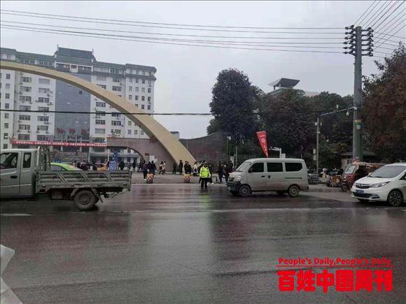汉中交警一大队完成全国公安系统执法资格考试道路交通安保任务