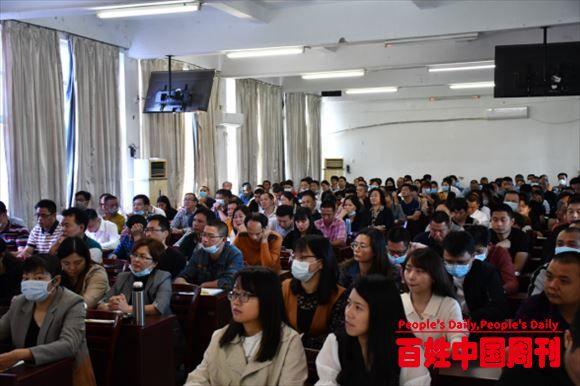 """广东普宁:积极实施""""村干部学历提升工程"""" 助力乡村振兴"""
