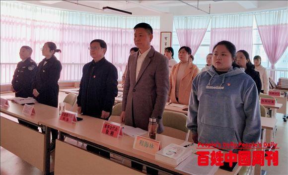 陕西汉阴县凤台幼儿园党支部:集中学习不松懈 追赶超越奋力行
