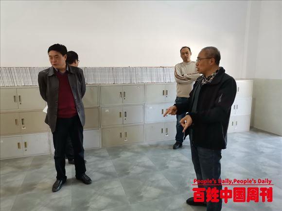 云南昭通市人民政府总督学到云南大关县督查指导工作