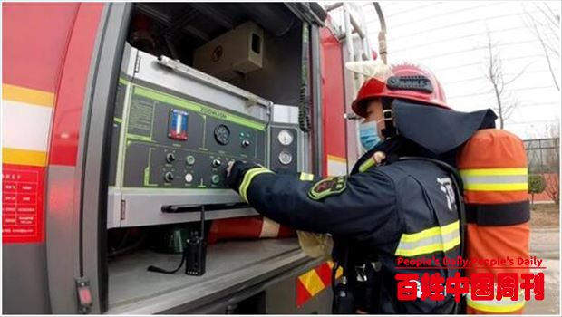 三门峡市消防救援支队联合多部门开展灭火救援演练