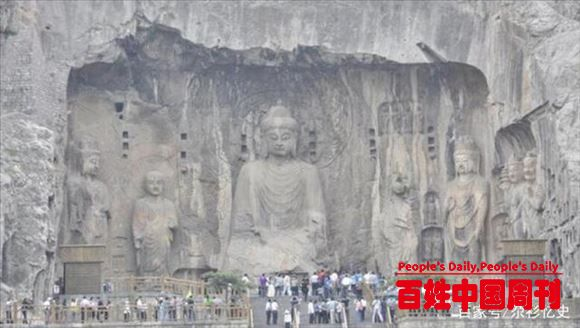 江西大旱导致水库水位下降,露出大量佛像,专家:佛像来头不简单