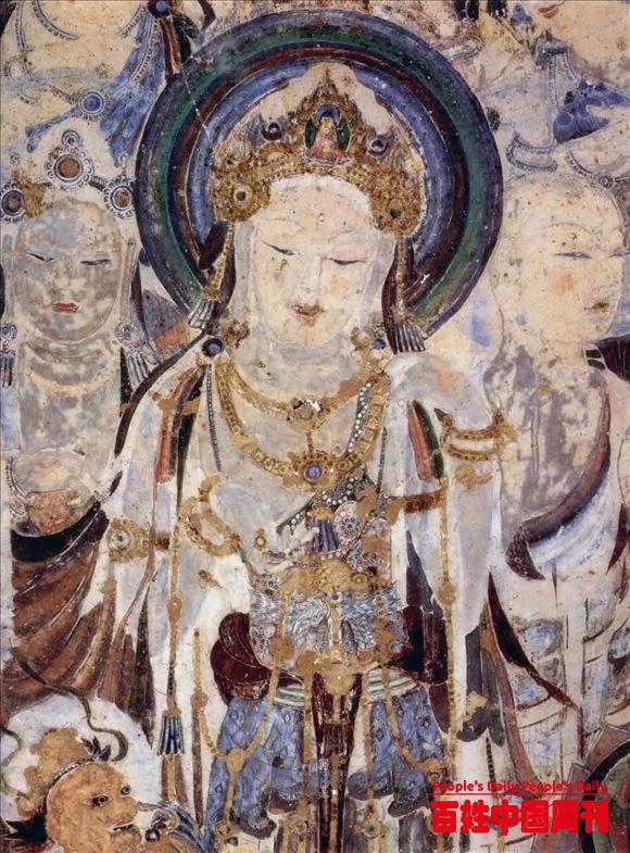 中国石窟寺院供奉四大菩萨造像巡礼
