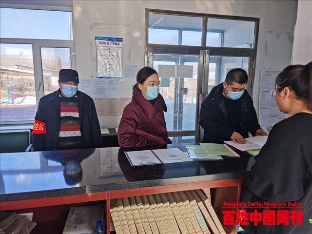 """黑龙江省汤原县:村屯密织疫情""""防控网"""""""
