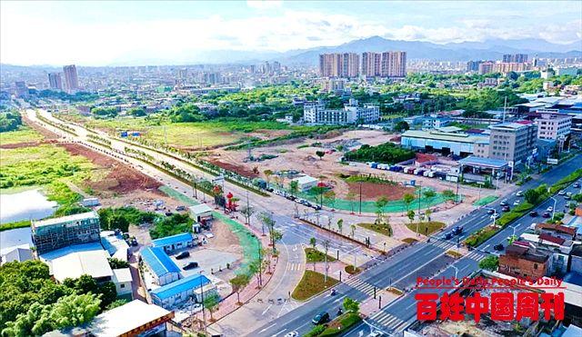 """广东梅州市创建""""四好农村路""""省级示范县数量全省第一"""