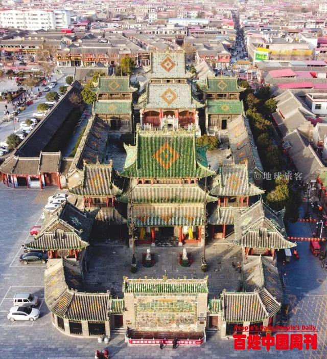 藏在小县城里的山陕会馆,耗银百万,故宫博物院院长称绝无仅有
