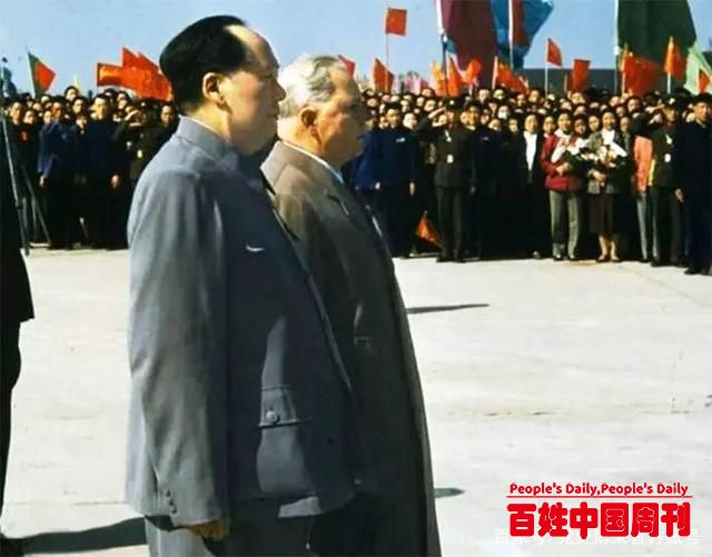 """三农之声新视觉:毛泽东第一次对苏联人说""""不"""""""