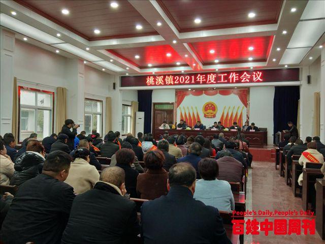 内乡县桃溪镇:践行新发展理念 开启新发展篇章