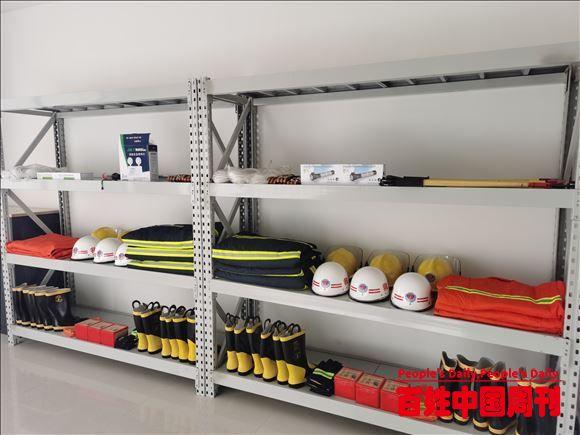 山西天镇县马家皂乡建起了乡级消防站
